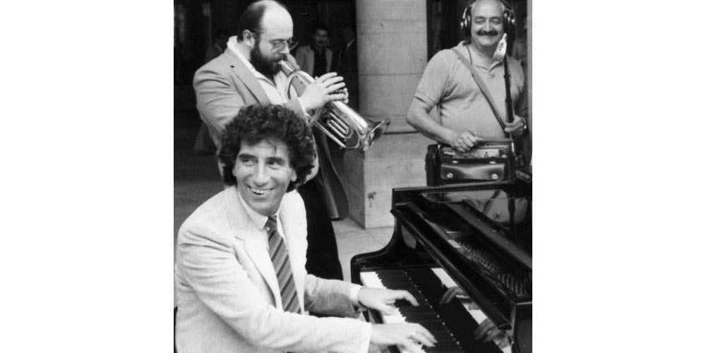 Jack Lang, première Fête de la musique, Paris, 1982, DR