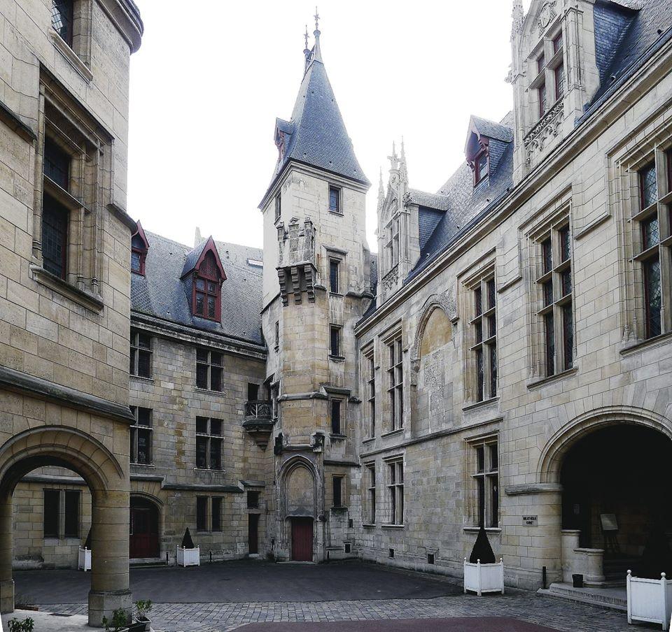 Bibliothèque Forney, musée secret Paris