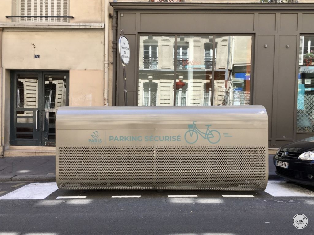 parking-vélos-sécurisé-paris