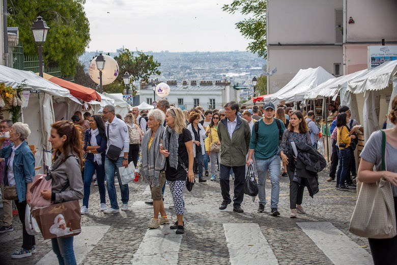 Fête des Vendanges Montmartre