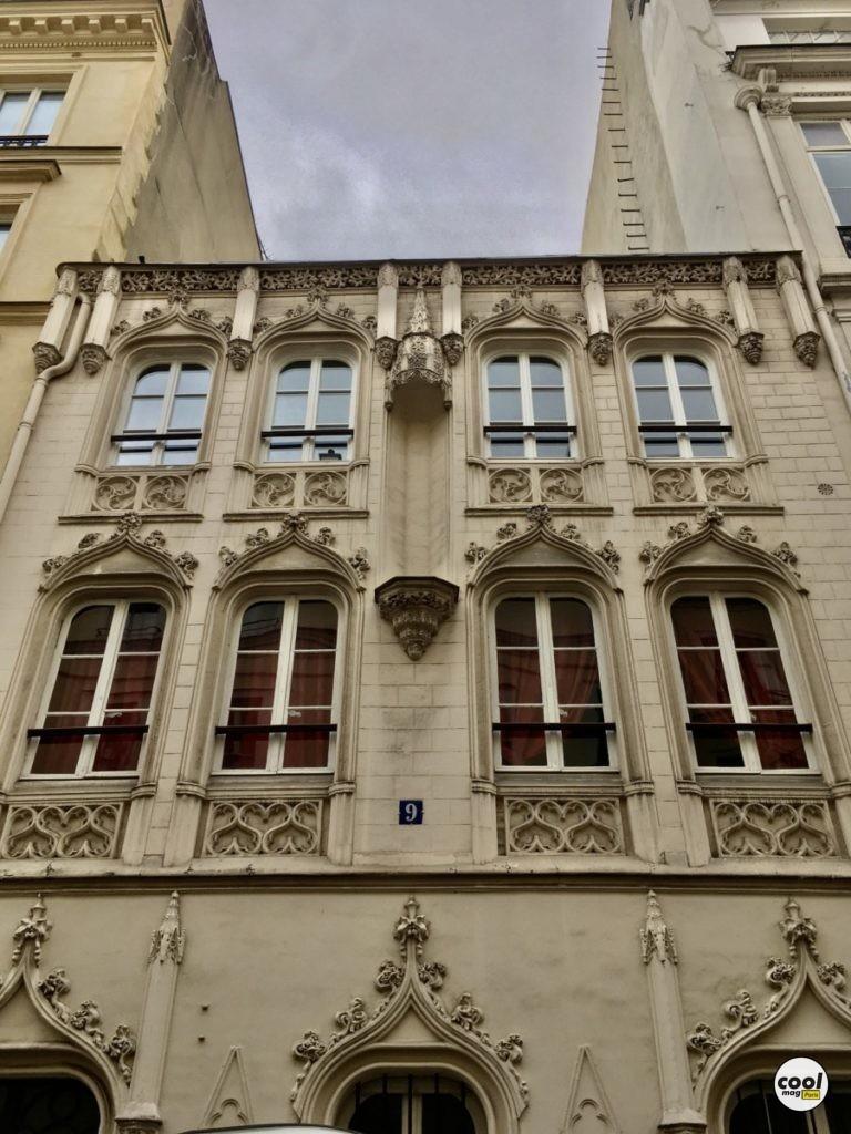 Madame Christine maison close à Paris