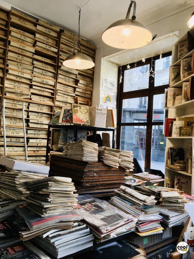 La Galcante librairie p