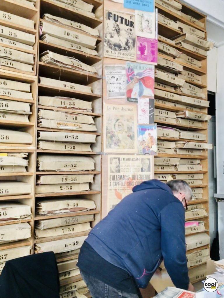 La Galcante librairie paris