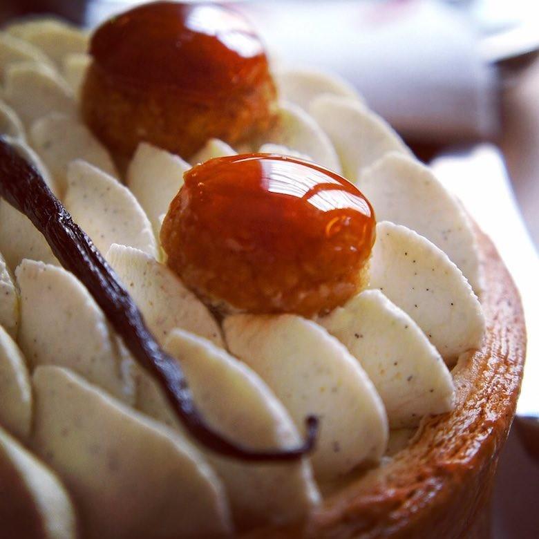 Julo Paris pâtisserie saint honoré