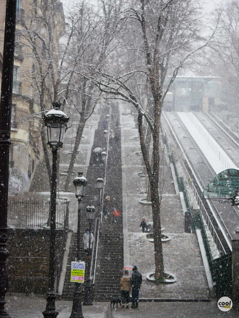 Montmartre neige PHOTOS3