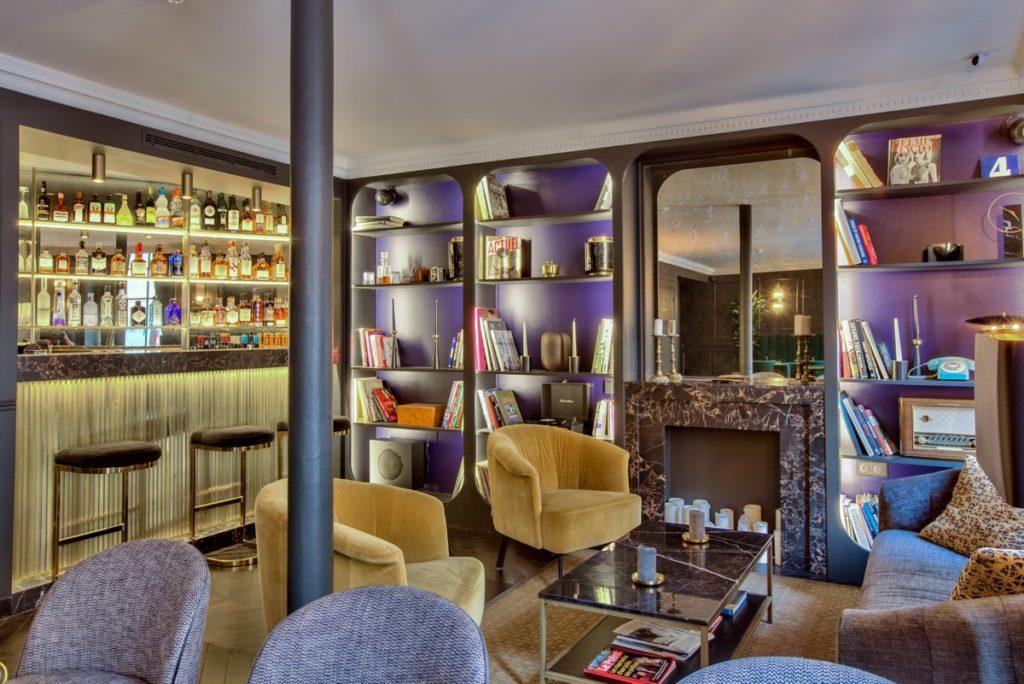 Maison Barbès bar hôtel