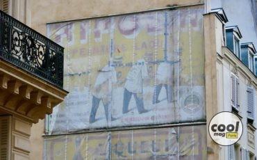 publicités murales rue des Martyrs-cover
