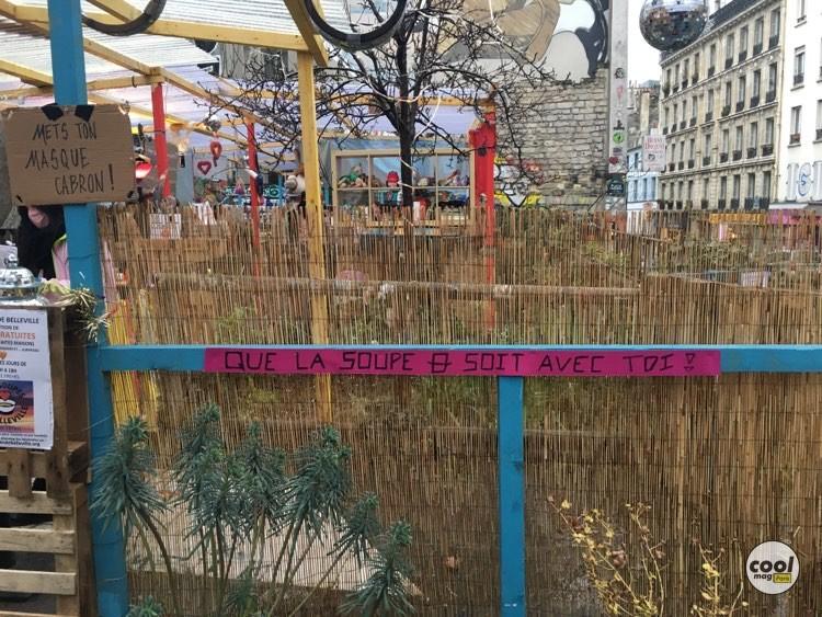 Les Soupes de Belleville-paris 19