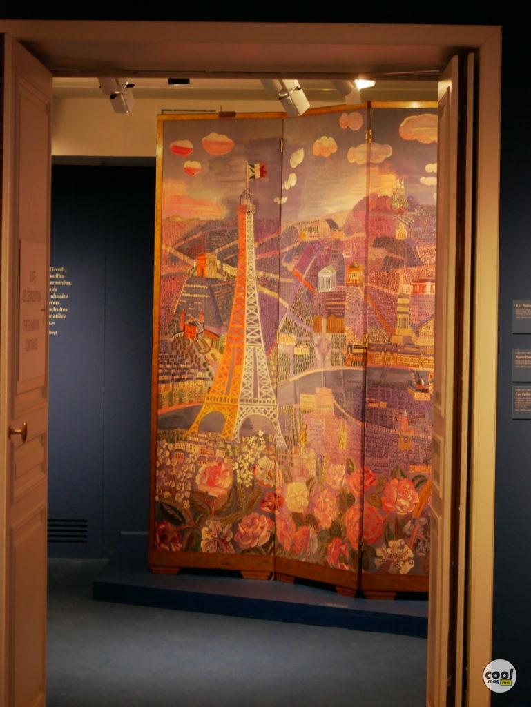 le paris de dufy musée montmartre paris