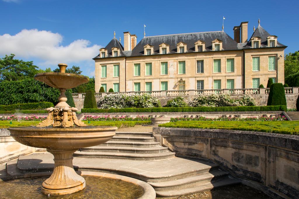 parc et jardins Château Auvers-sur-Oise
