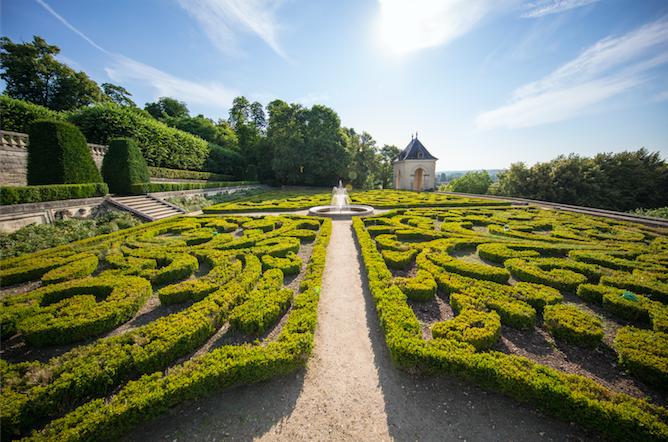 parc et jardins Château Auvers-sur-Oise balade paris moins 30 km