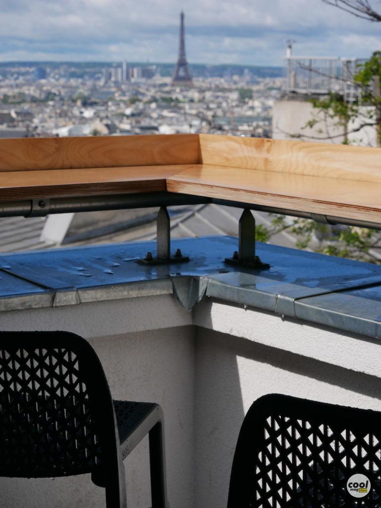Cœur Sacré concept-store rooftop 2021