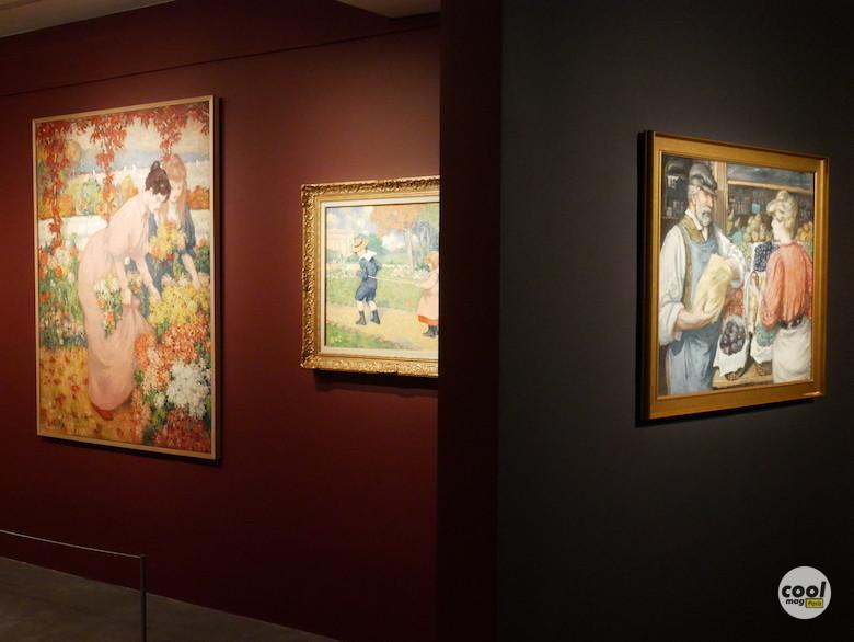 Paul Durand-Ruel et le post-impressionnisme-propriété-caillebotte-exposition
