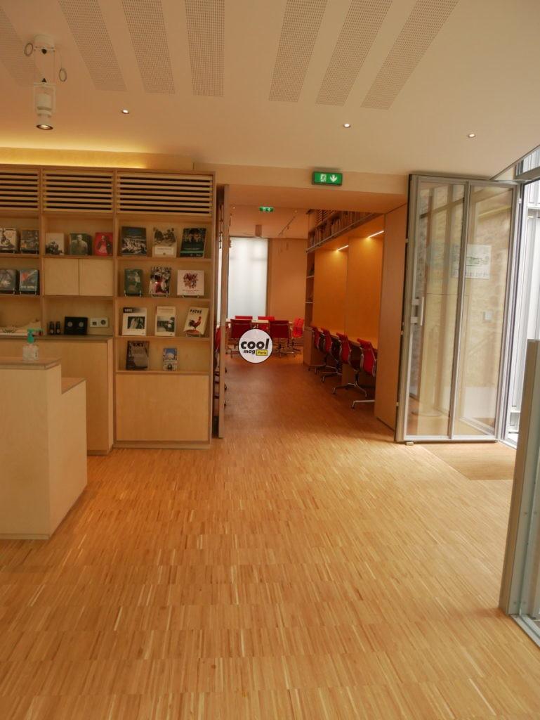 café Fondation Jérome Seydoux-Pathé