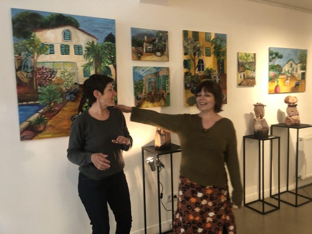 double exposition villa des arts