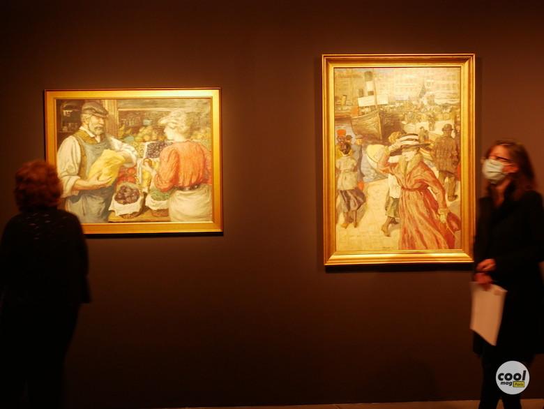 georges d'espagnat Propriété Caillebotte post-impressionnisme exposition