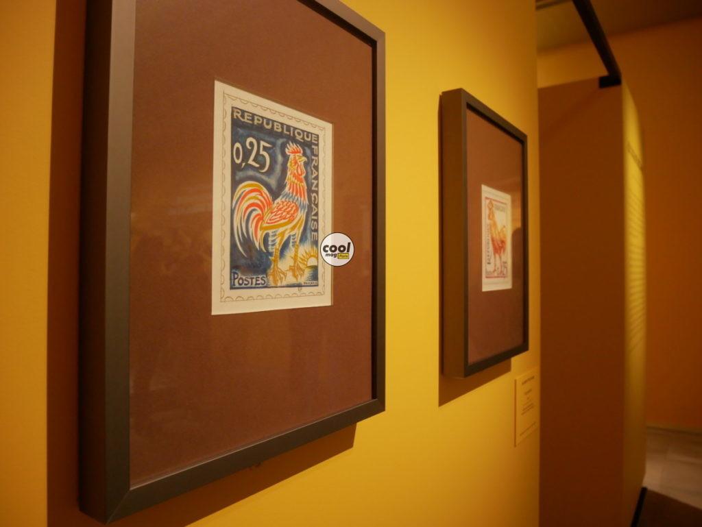 Exposition timbre musée poste paris