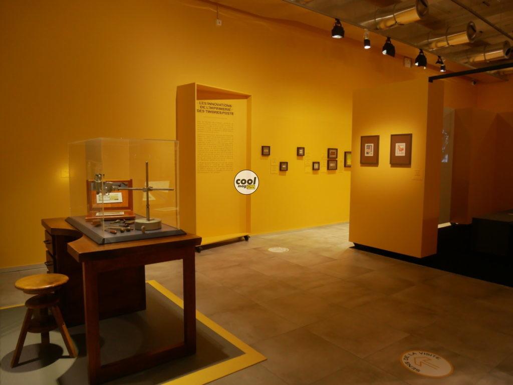 musée de la poste exposition