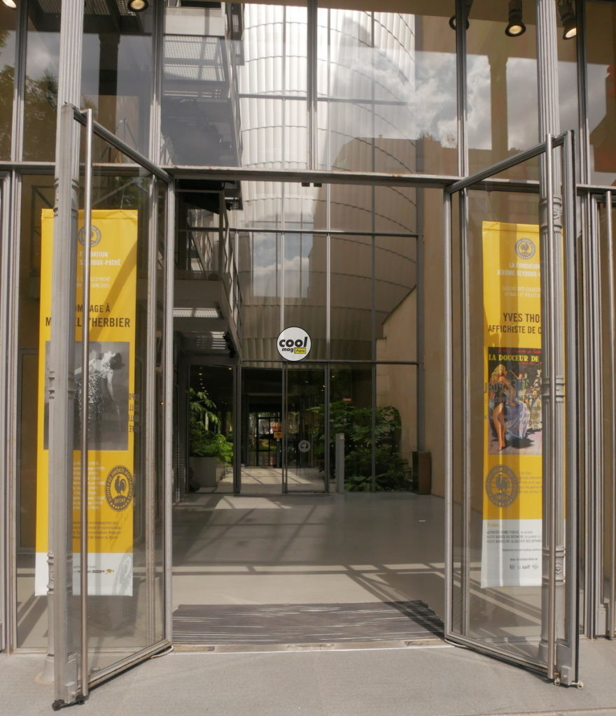 yves thos Fondation Seydoux-Pathé expo paris