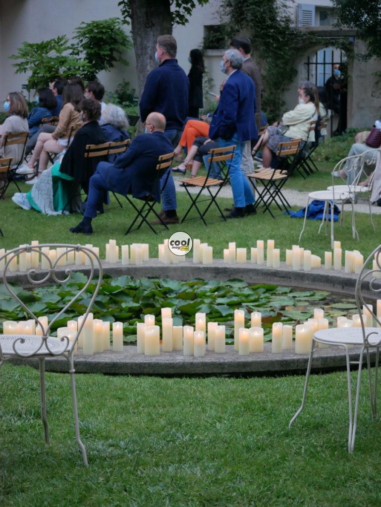 candlelight open air paris