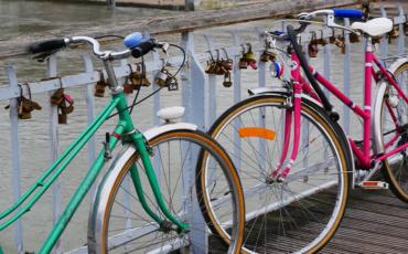 nouvelles pistes cyclables paris