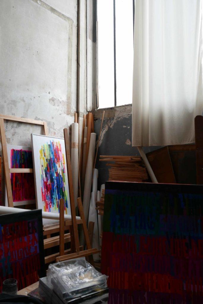Journées européennes du patrimoine - Cit' FalguiŠre Atelier 11 - (c) L'AiR Arts Association
